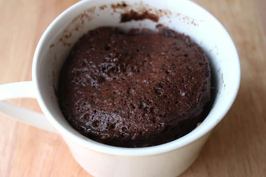 Simple Mug Cake Recipe Uk