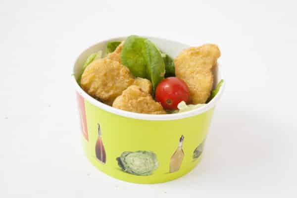 nugget salad