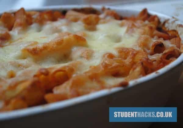 ham-pasta-bake-1
