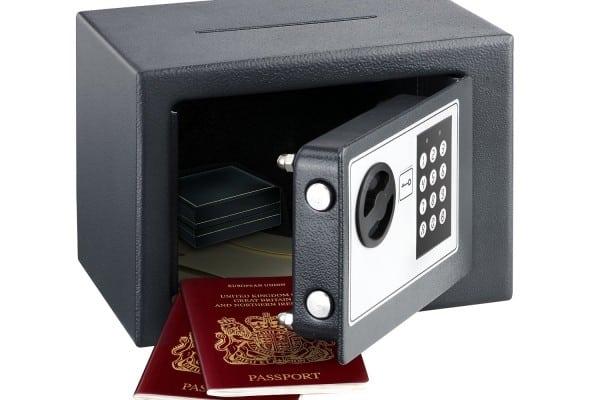 cheap safe