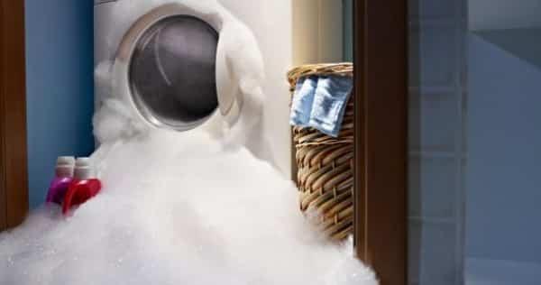 washing machine fail