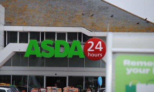 Asda Shoppng