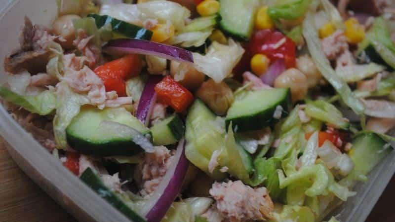 Ultimate Tuna Salad