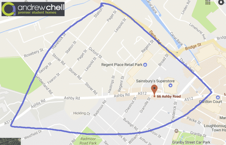 Loughborough Golden Triangle