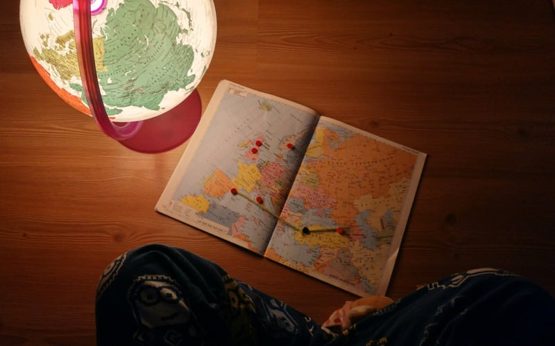 gcse geography revision unsplash - 1