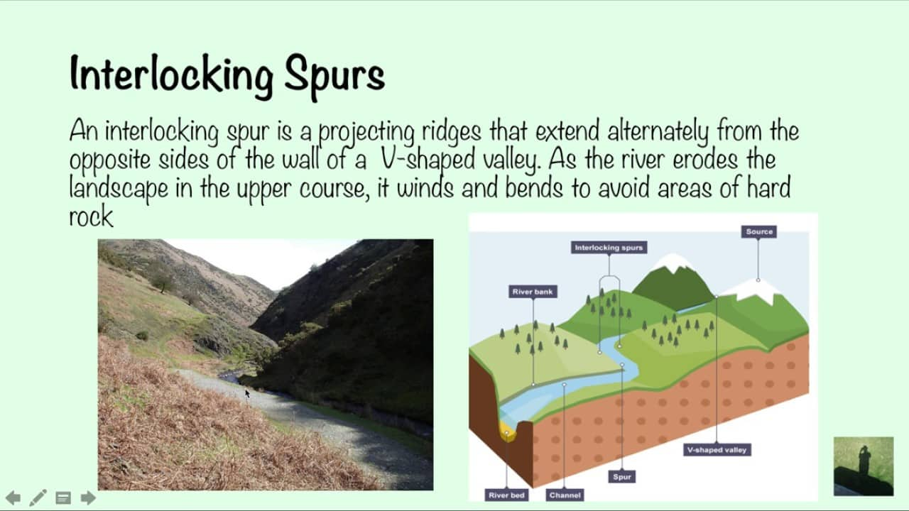 Gcse geography river study coursework