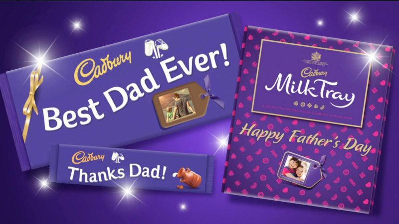 cadburys fathers day gift 2019